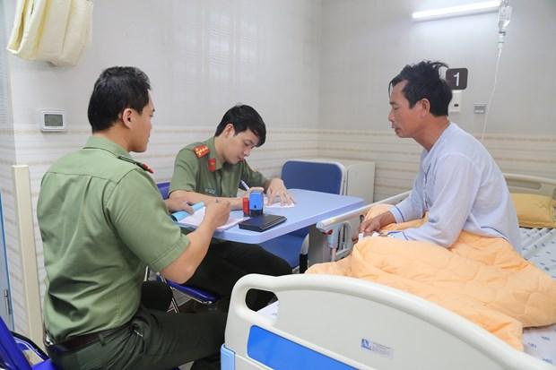 越南出入境管理局为病患者出国就医签发护照 hinh anh 1