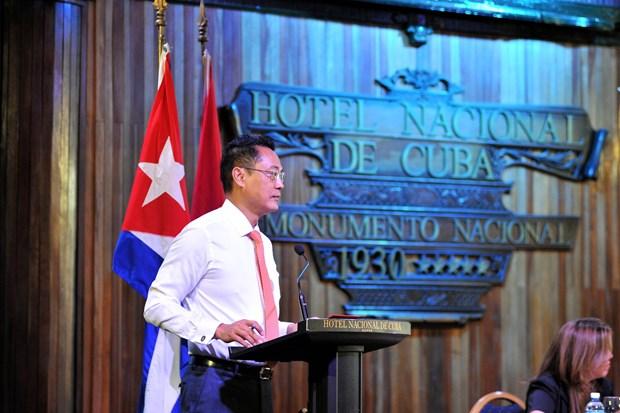 越南企业赴古巴了解经营机会 hinh anh 2