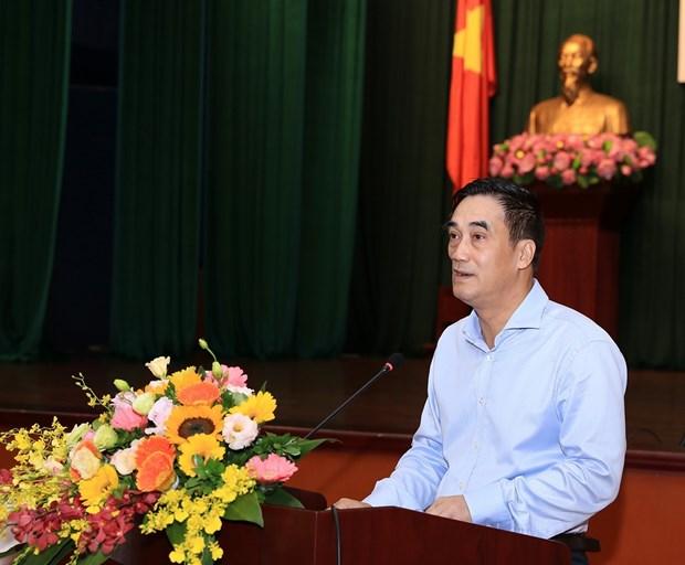 越南将建立公共财产管理的电子交易系统 hinh anh 2