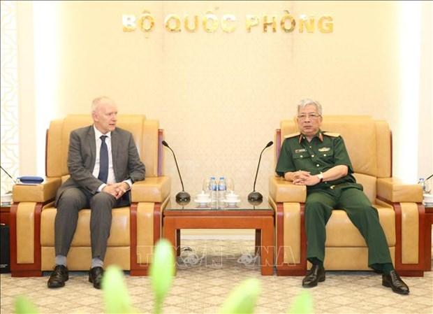 越南一向支持并将为2019年香格里拉对话作出积极贡献 hinh anh 1