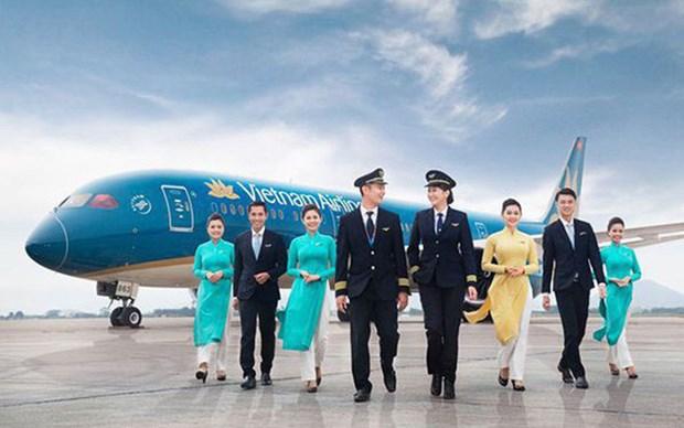 越航力争2020年后成为5星级航空公司 hinh anh 1