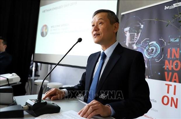 德国与越南促进创新合作 hinh anh 1