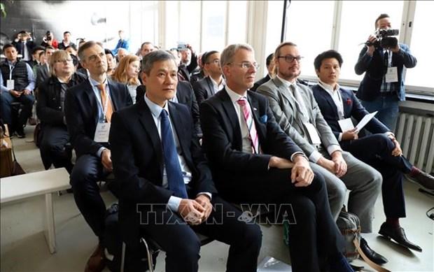 德国与越南促进创新合作 hinh anh 2