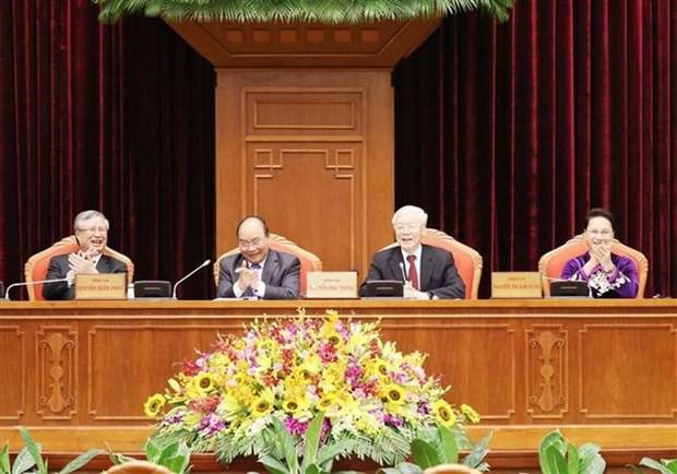 国家建设纲领落实过程中取得重要的步骤 hinh anh 2