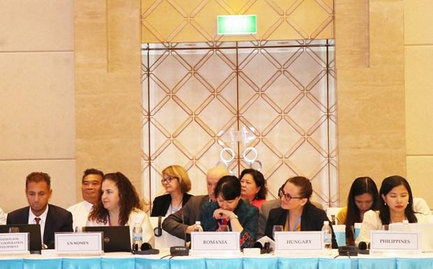 推动亚洲与欧洲社会和经济包容性发展 hinh anh 1