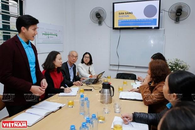 """""""五常法""""运用有助提升越南企业的劳动效率 hinh anh 1"""