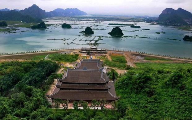 三祝寺-越南充满吸引力的宗教旅游胜地 hinh anh 1