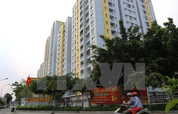 中国投资者看好越南房地产市场 hinh anh 1
