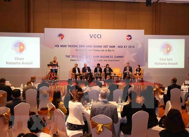 美国希望吸引越南投资商 hinh anh 1