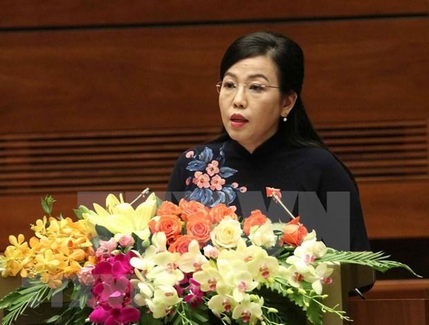 越南第十四届国会第七次会议:选民们所提出的2290条意见依法得到处理 hinh anh 1