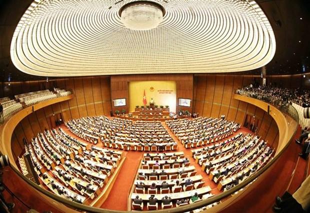 国会第七次会议开幕 凝聚共识 让国会做出更正确的和符合民心的决策 hinh anh 2