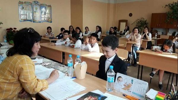越南语奥林匹克竞赛首次在乌克兰举行 hinh anh 2