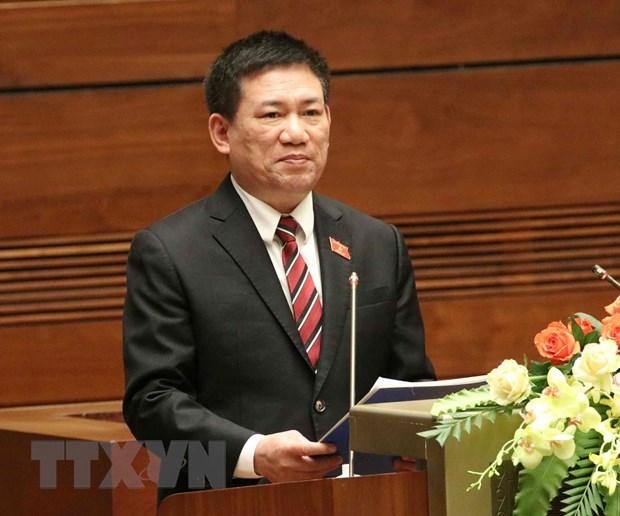 第十四届国会第七次会议:推动经济增长 加强财政和预算纪律建设 hinh anh 2
