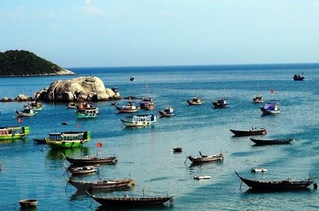 越南海洋岛屿周将在薄辽省举行 hinh anh 1