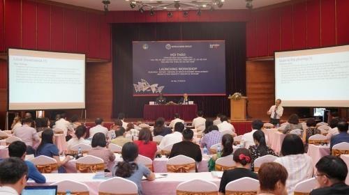 《影响越南少数民族经济社会发展的因素》研究报告对外公布 hinh anh 1