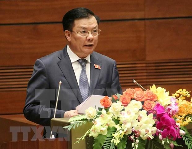 第十四届国会第七次会议:推动经济增长 加强财政和预算纪律建设 hinh anh 1