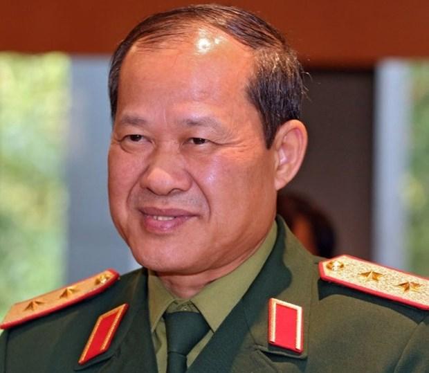 越南国防部高级代表团对白俄罗斯和俄罗斯进行工作访问 hinh anh 1
