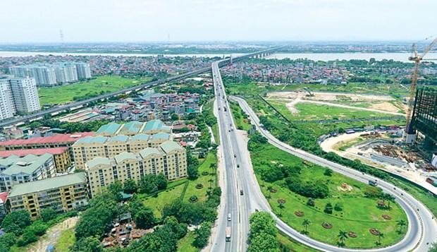 对河内建设总体规划进行局部调整 hinh anh 1