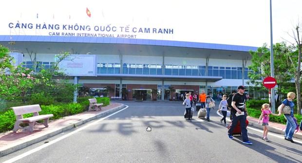 2019年金兰国际机场游客吞吐量有望突破1000万人次 hinh anh 2