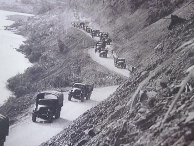 长山小道-服务国家统一和发展的道路 hinh anh 2