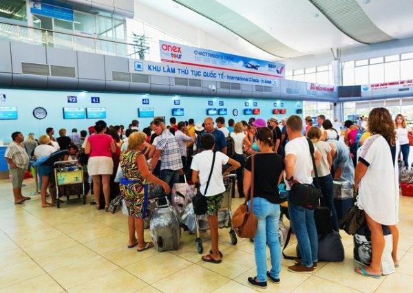2019年金兰国际机场游客吞吐量有望突破1000万人次 hinh anh 1