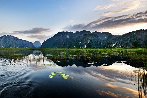 宁平省云龙湿地自然保护区成为越南第九个拉姆萨尔湿地 hinh anh 3