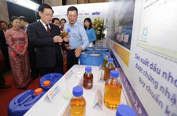 王廷惠副总理呼吁联手提高越南品牌价值 hinh anh 2