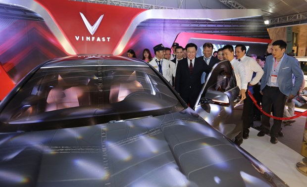 王廷惠副总理呼吁联手提高越南品牌价值 hinh anh 3