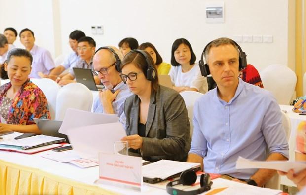 越南防灾减灾日73周年:努力提高居民对防灾减灾的认识 hinh anh 2