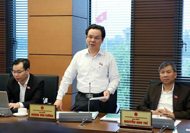 越南第十四届国会第七次会议:采取战略性措施 提高群众信任度 hinh anh 2