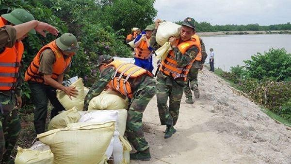 气候变化严重后果与越南的应对措施 hinh anh 1