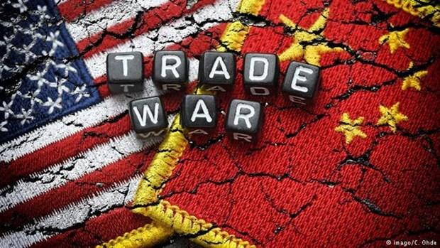 外交部发言人:越南希望中国与美国通过对话处理贸易摩擦 hinh anh 1