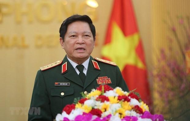 越南国防部长将出席第18届香格里拉对话会 hinh anh 1
