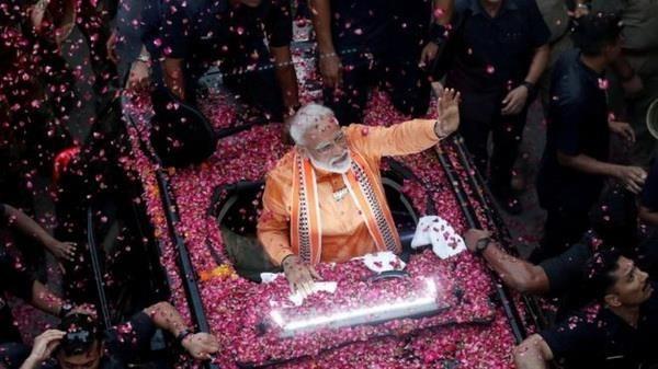 越南政府总理致电祝贺印度第17届下议院选举取得成功 hinh anh 1