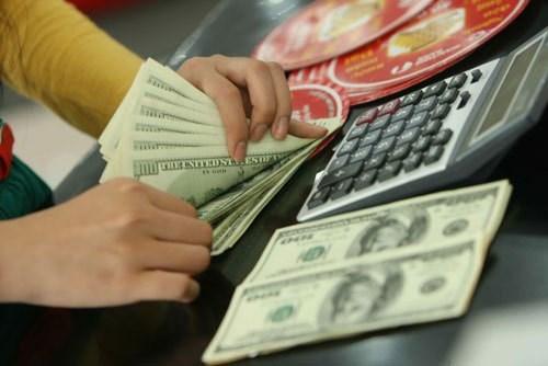 5月24日越盾兑美元中心汇率上涨3越盾 hinh anh 1