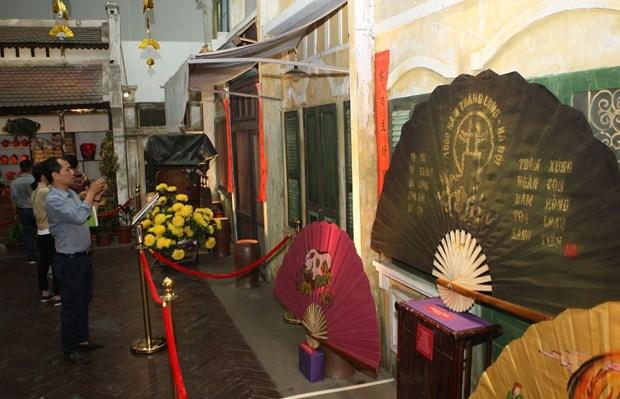 许多传统文化活动在升龙皇城举行 hinh anh 2