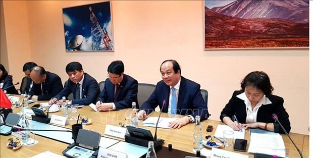 越南和俄罗斯促进电子政务建设合作 hinh anh 2