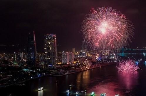 2019年岘港国际烟花节即将举行 hinh anh 2