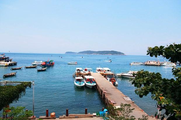 会安市隆重举行占婆岛被UNESCO列入世界生物圈保护区名录10周年纪念典礼 hinh anh 1