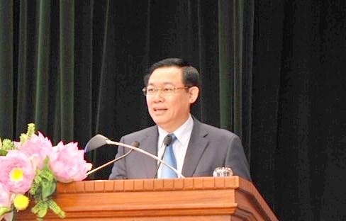 越南政府副总理王廷惠:根本革新会计和审计人力资源 满足融入时期要求 hinh anh 1