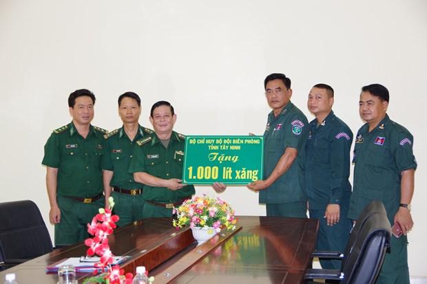 加强国际合作预防和打击边境各类犯罪活动 hinh anh 1