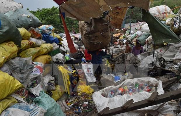 菲律宾在同加拿大的垃圾纠纷中保持强硬态度 hinh anh 1
