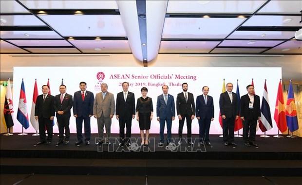 东盟会议促进可持续发展的伙伴关系 hinh anh 1