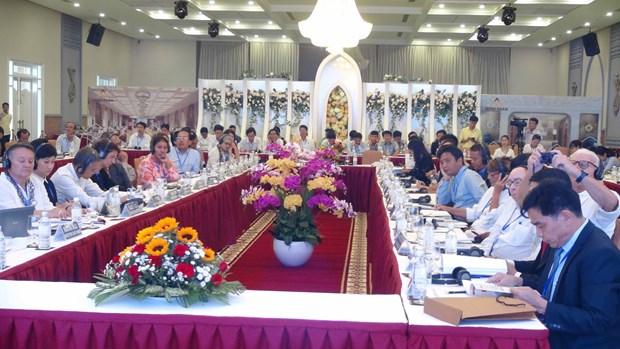 广南省和意大利紧密配合努力做好大湄公河次区域遗产保护修缮工作 hinh anh 1