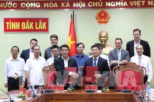 得乐省拨款6600万美元用于兴建DHN高科技农业综合体 hinh anh 1