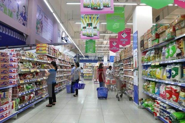 5月份胡志明市消费价格指数环比增长0.58% hinh anh 1