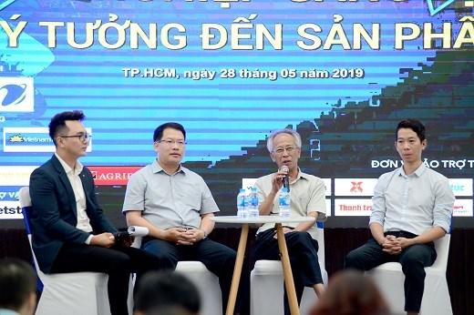 2019年越南人才奖在胡志明市正式启动 hinh anh 1
