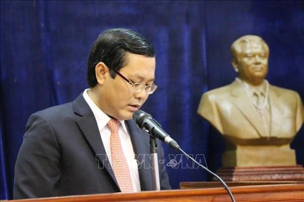 越南与老挝加强合作 提高教育培训质量 hinh anh 2