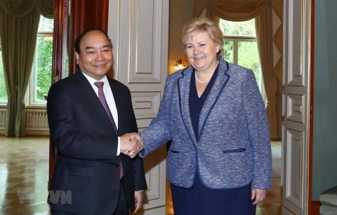 越南政府总理阮春福圆满结束对俄罗斯、挪威和瑞典的正式访问 hinh anh 3
