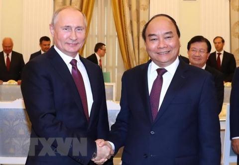 越南政府总理阮春福圆满结束对俄罗斯、挪威和瑞典的正式访问 hinh anh 2